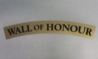 wall-honour